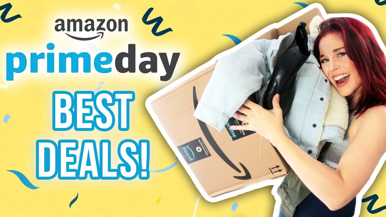 We Got Early Access To Amazon Prime Day 2020 Massive Haul Uix Tv Network