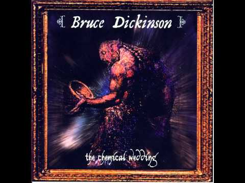 Bruce Dickinson - Machine Men [HQ]