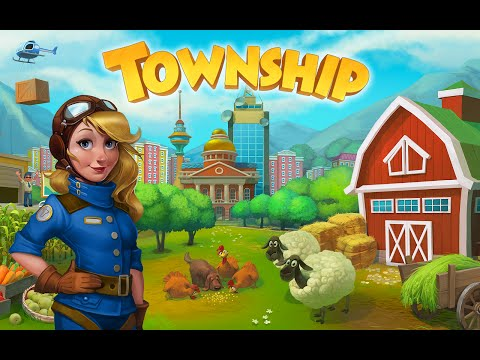 Township Casual Building and Farming Games Android Apps Gameplay Video