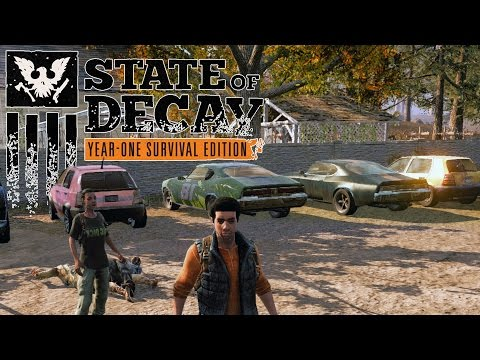 Tons of Bags & Lots of Cars | State of Decay YOSE | E08