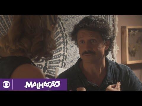 Malhação - Vidas Brasileiras: capítulo 11 da novela, quinta, 22 de março, na Globo