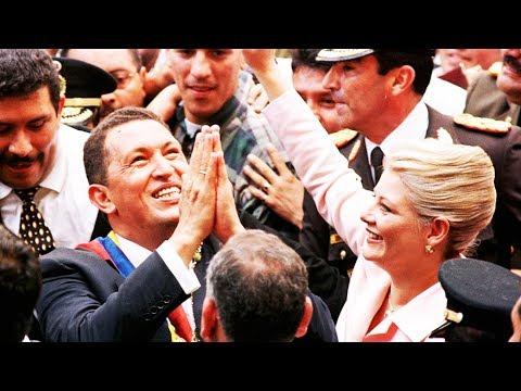 ¿Cómo llegó Hugo Chávez al poder?