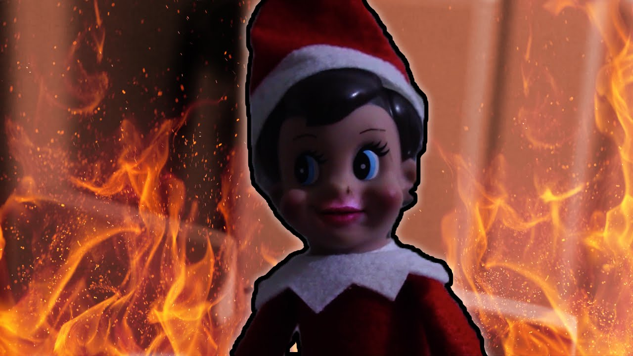 How To Find Your Elf On The Shelf Evil Elf On The Shelf