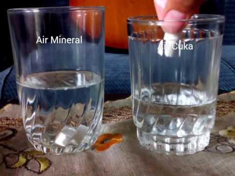 Percobaan Kimia Sederhana  Pelapukan Kapur
