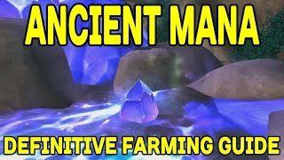 ANCIENT MANA FARMING: A Definitive Guide (WoW LEGION) !!