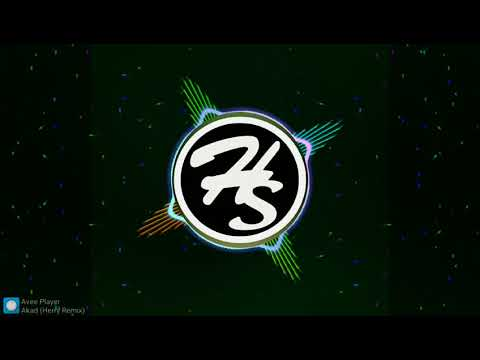 Akad -Payung Teduh (Cover) by Hanin Dhiya (Edm Remix)