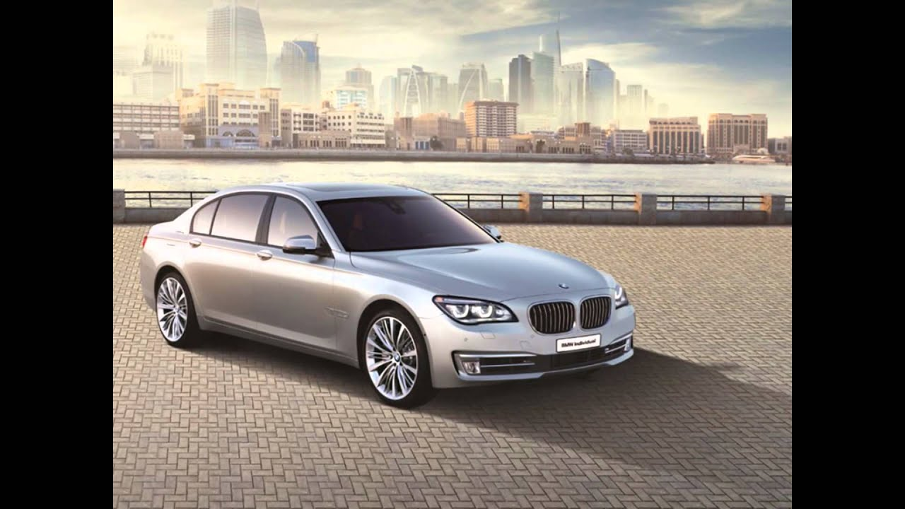 2016 Bmw 7 Series Pure Metal Silver