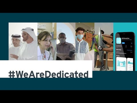 #WeAreDedicated – A Journey of Giving!