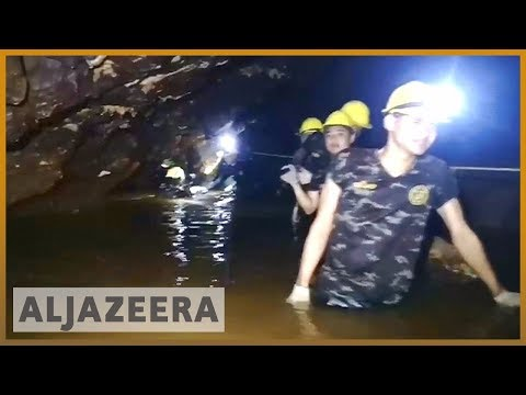 🇹🇭 Thai cave rescue: What those boys are going through | Al Jazeera English