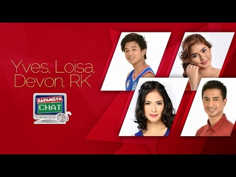 Kapamilya Chat with Yves, Loisa, RK and Devon for Be My Lady