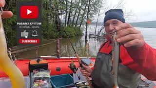 Поездка на рыбалку за 1000 км Богучанское водохранилище Рыбалка на спиннинг