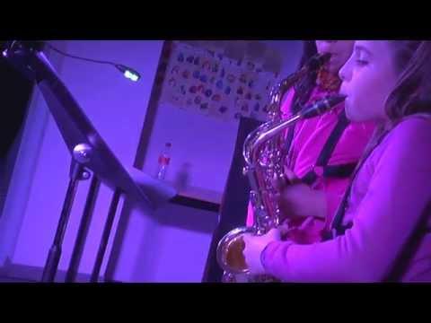 Reportage auditions Ecole de Musique et d'Arts du Guillestrois - Déc. 2014
