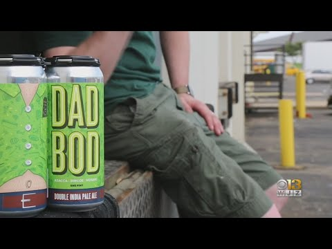 Mark Manuel - Dad Bod Beer: Just In Time For Father's Day Next Month