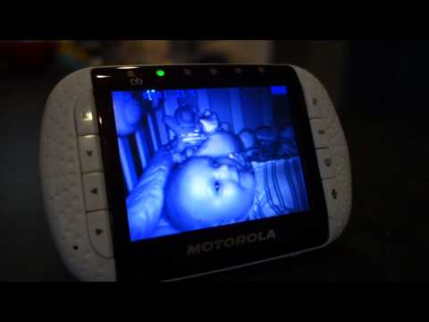 Motorola MBP36 Baby Monitor Review