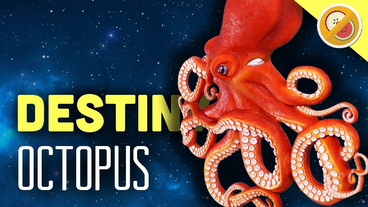 Destiny Octopus Custom Game Youtube