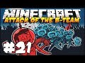 Minecraft - Attack of The B-Team - Ep.21 : Hamsterdam