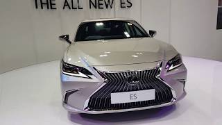 Walk Around Review - The new 2019 Lexus ES is achingly beautiful | Evomalaysia.com