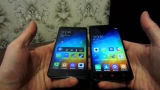 Xiaomi Redmi Note 2 FDD и TD версии. Разрушаем стереотипы! Сравнение экранов.