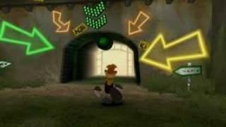 Rayman raving rabbids PC Gameplay