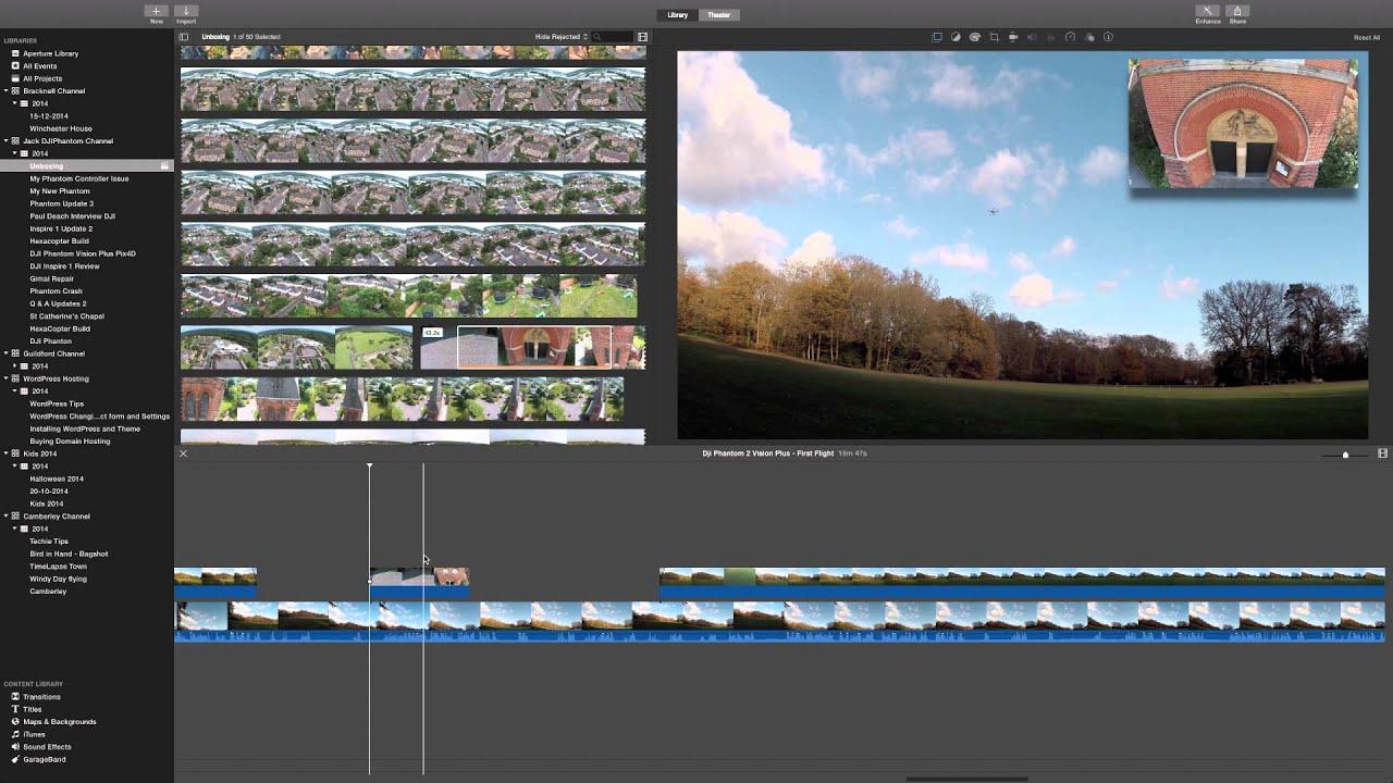 dji video editor
