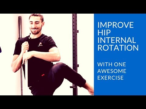 Increase Hip Mobility with this particular Move