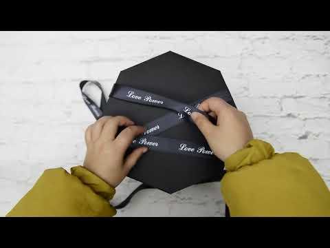 DIY Mechanism: Ribbon on Box