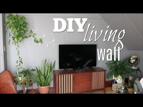 diy-living-wall