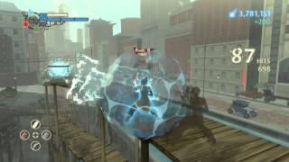 The Legend of Korra™ - Chapter 4: Republic City Extreme Platinum Playthrough