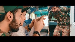 2 SOLDIERS IN SRINAGAR | Indian Army | Tribute To Pulwama Attacks | Love Rudrakash