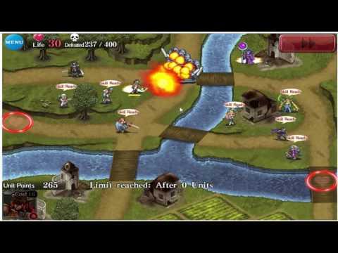 Millennium War Aigis - Rural District Battle Extra 400 Clear