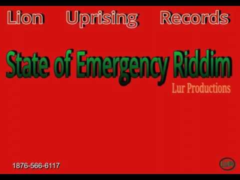 State of Emergency Riddim Instrumental... Lur
