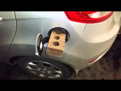 New Alternative Fuel Car!