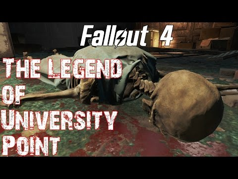 Fallout 4- The Legend of University Point