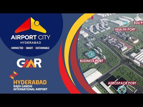 Airport City Launch | Celebrating 10 years of the GMR Hyderabad International Airport