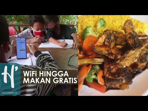 Orang-orang Baik Indonesia Di Tengah Pandemi