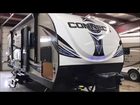 2018 Connect 241RLK by KZ‐RV – Stock #18247