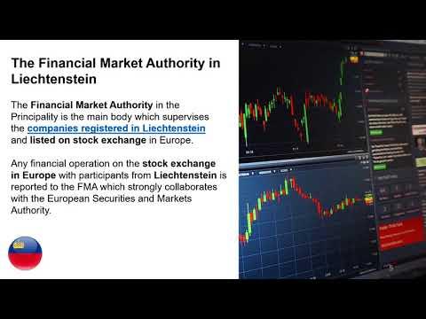 Listing on the Stock Exchange in Liechtenstein