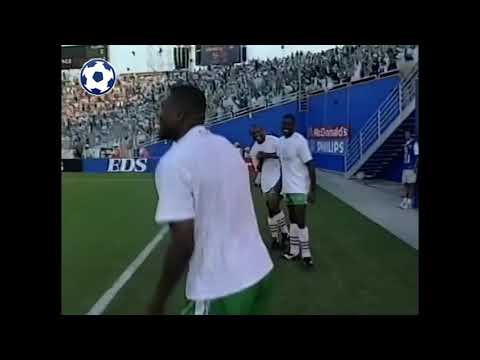 Emmanuel Amunike Goal - World Cup 1994 - Group D | Nigeria - Bulgaria 3:0 | 55'