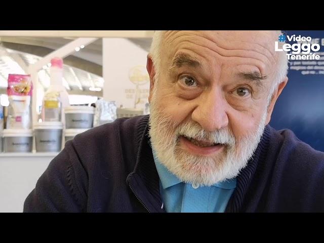 Cristiano Ferrero intervistato da Michele Rubini svela i segreti del gelato in Spagna e alle Canarie