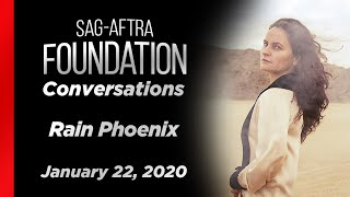 Conversations with Rain Phoenix