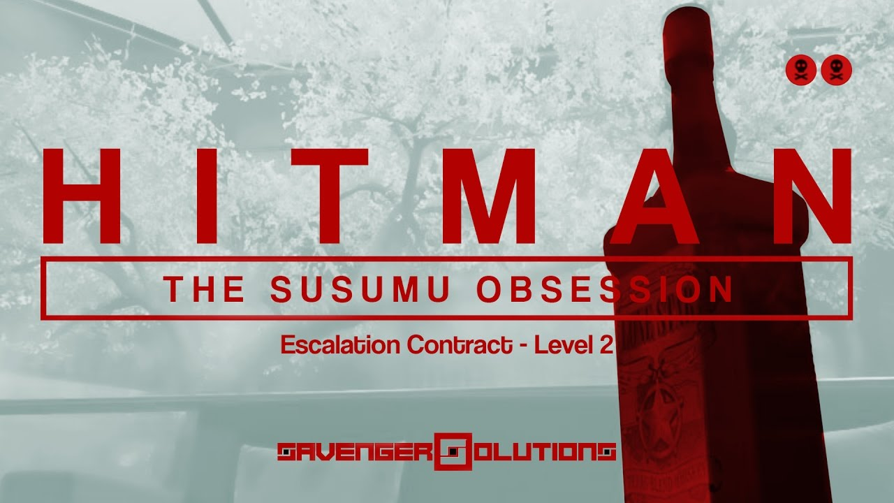 hitman the susumu obsession level 2 escalation contract silent assassin ps4 youtube. Black Bedroom Furniture Sets. Home Design Ideas