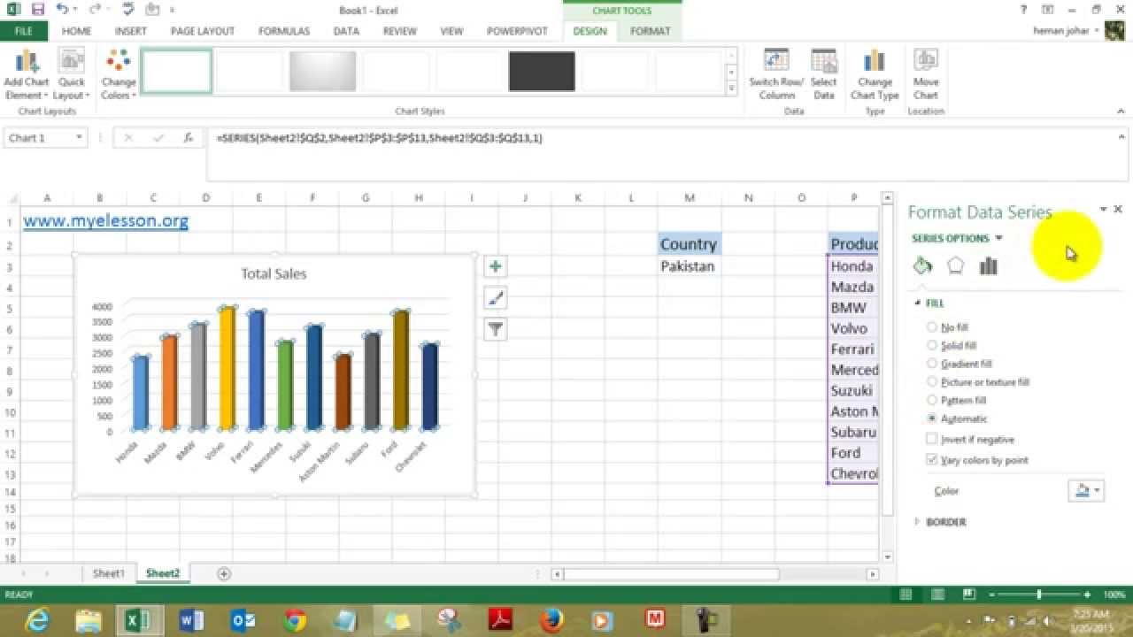 Create dynamic chart with pivot chart in excel hindi youtube create dynamic chart with pivot chart in excel hindi ccuart Gallery