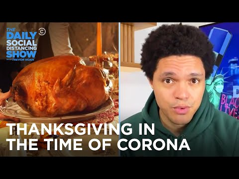 How Are Americans Avoiding COVID This Thanksgiving? | The Daily Social Distancing Show