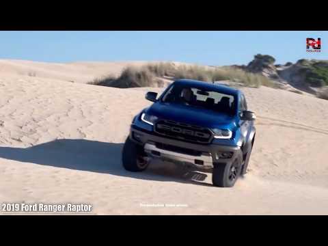 Ford Ranger Raptor  vs  Toyota Tacoma TRD