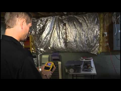 Home Energy Inspection | Money Saving Insulation | The Basement Doctor | Columbus OH