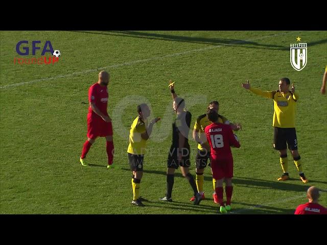 VICTORIA HOTSPURS FC vs XEWKIJA TIGERS: 4-1