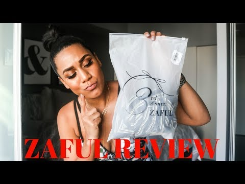 ZAFUL REVIEW// WHAT THEY DON'T TELL YOU (RETURN POLICY, WAIT TIME, SHIPPING + MORE)