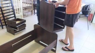 Инструкция по сборке детcкой кроватки трансформер(, 2015-06-02T12:14:07.000Z)