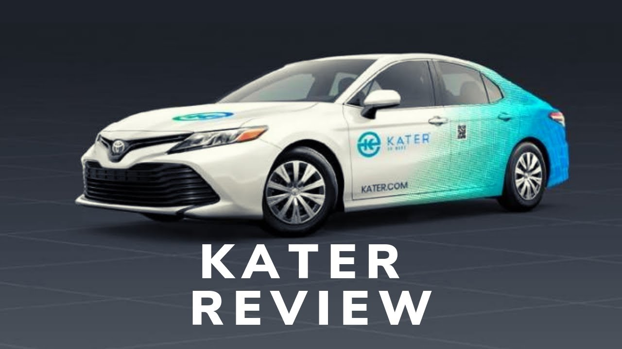 Kater Ride Hailing In Vancouver Review Beta Experience Youtube