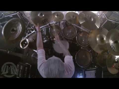 VESANIA@God The Lux-Live at Warsaw 2013 (Drum Cam)
